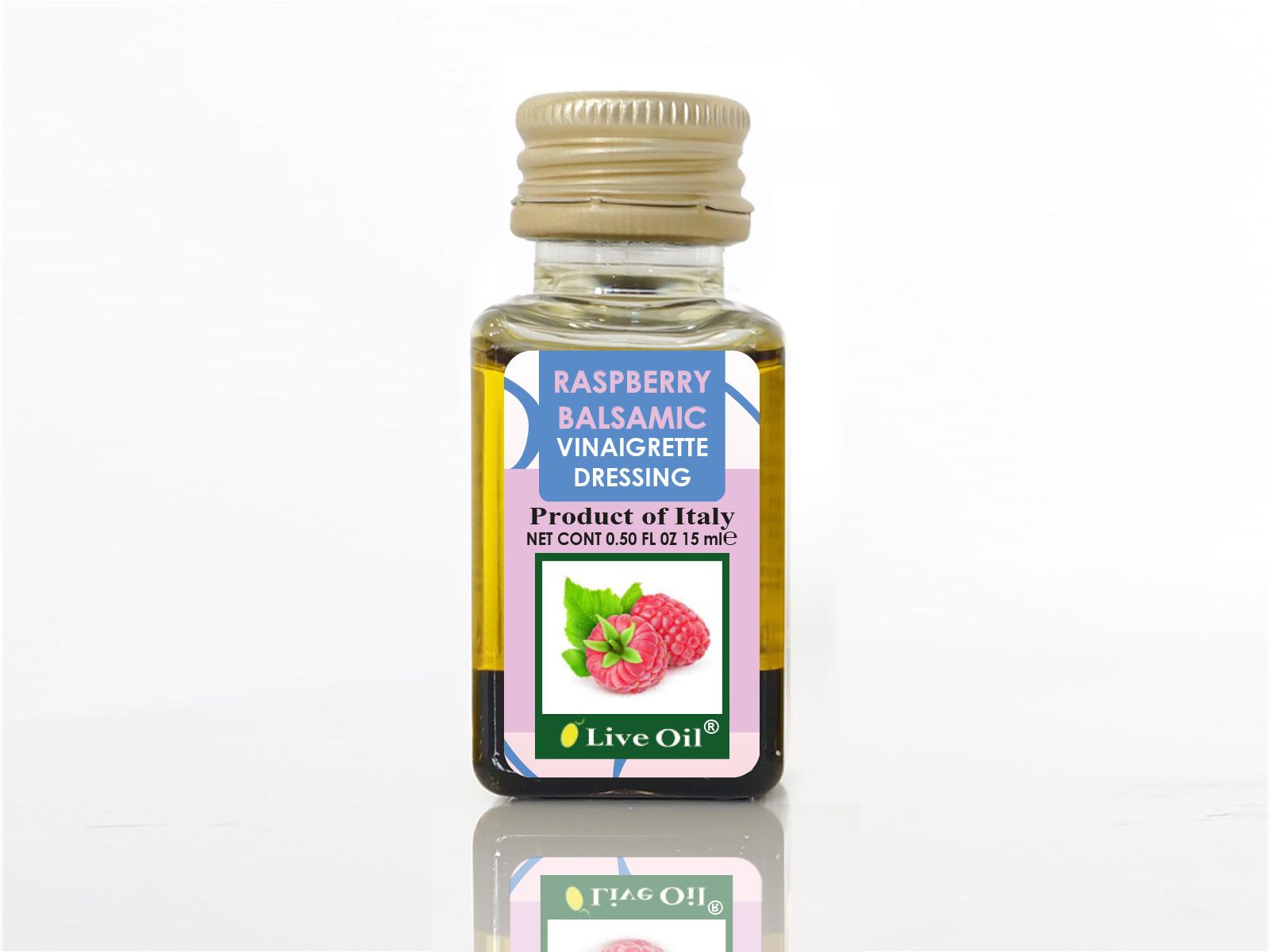 Group SOI Raspberry Balsamic Vinaigrette - Live Oil