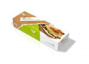 Group SOI Treccia Pizza Snack | Halal - Real Italian Cuisine