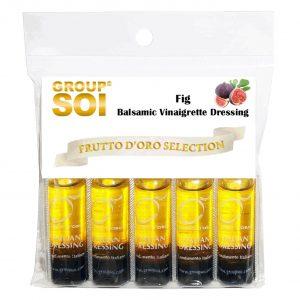 Frutto d'oro, Family pack, condimenti monodose, condimenti, olio extra vergine di oliva, aceto balsamico, monoporzione, kit
