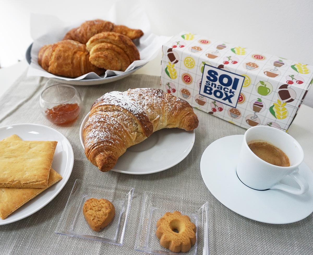 Breakfast Box, Colazione, group soi