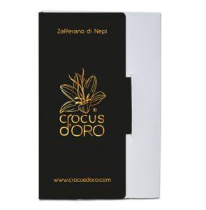 Crocus d'oro; zafferano di nepi; zafferano card; 30 fiori
