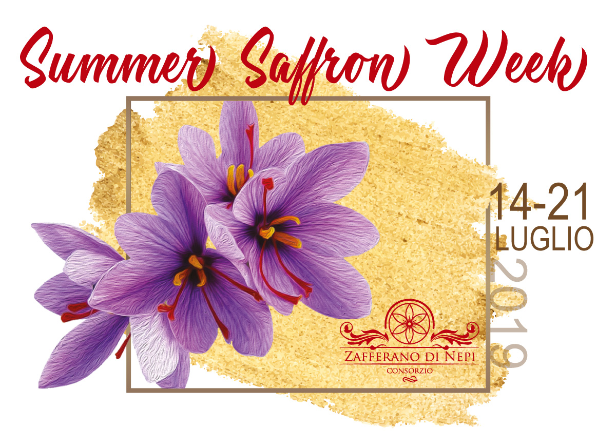 summer saffron week
